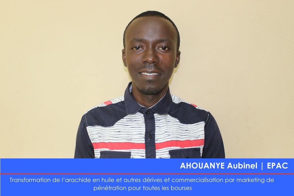 Aubinel AHOUANYE