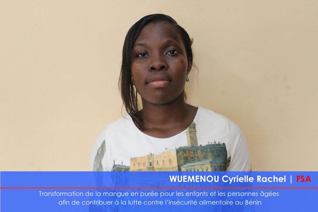 Cyrille Rachel Kafui