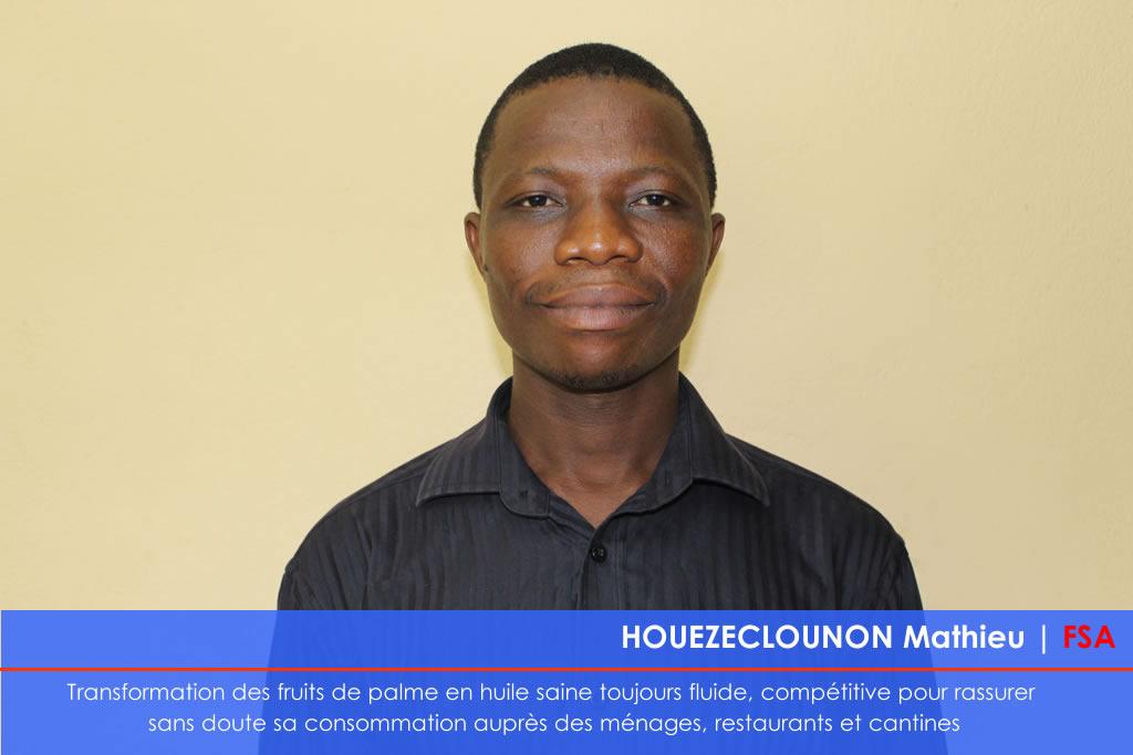 Mathieu HOUEZECLOUNON
